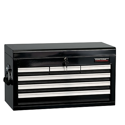 CraftLine Garage 26''W 6-Drawer Top Chest