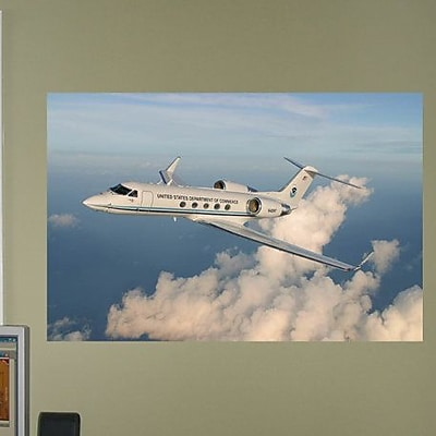 Wallhogs Gulfstream 2 Wall Mural; 24'' H x 36'' W