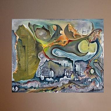Wallhogs Yosi Amir XLV Wall Mural; 29'' H x 36'' W