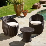 Home Loft Concepts Enconta 3 Piece Chat Set