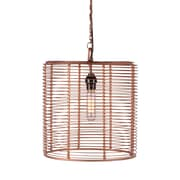 Foreign Affairs Home Decor Lys 1-Light Drum Pendant