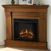 Real Flame Chateau Corner Electric Fireplace; Espresso