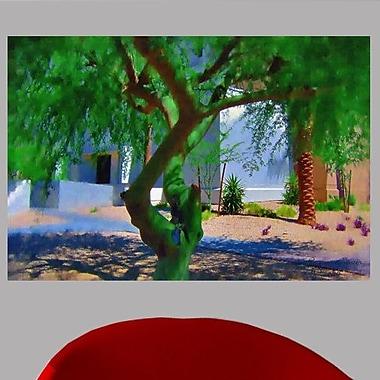 Wallhogs Tymeless Wonders Arizona Tree I Wall Mural; 32.5'' H x 48'' W