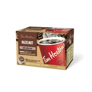 Tim Hortons Hazelnut K-Cup Compatible Coffee, Single Serve, 12/Pack