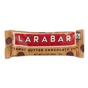 Larabar The Original Fruit And Nut Food Bar, Peanut Butter Chocolate Chip, 1.6oz, 16/box