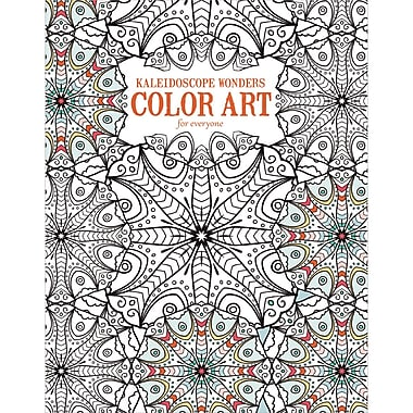 Kaleidoscope Wonders Color Art, Softcover (LA-6707)
