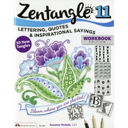 Zentangle 11 Workbook Edition, Softcover (DO-5521)