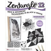 Zentangle 12 Workbook Edition, Softcover (DO-5555)