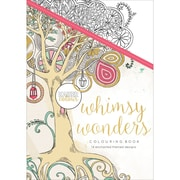 Whimsy Wonders Coloring Book, Softcover (CL501)