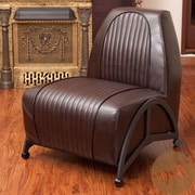 Williston Forge Nathalie Slipper Chair