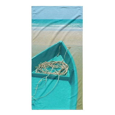 Kavka To Sea Beach Towel