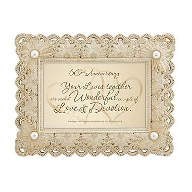 CBGT 60th Anniversary-Philippians Picture Frame