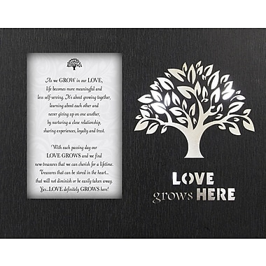 CBGT Love Grows Picture Frame