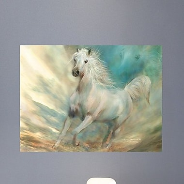 Wallhogs Cavalaris Across The Windswept Sky Wall Mural; 18'' H x 24'' W