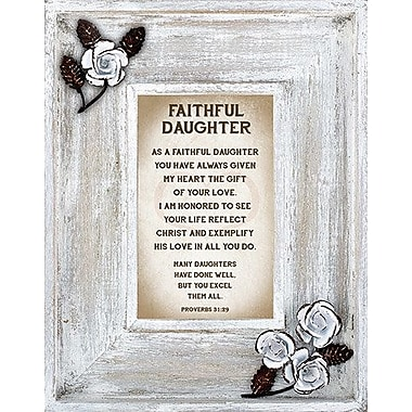 CBGT Daughter Picture Frame
