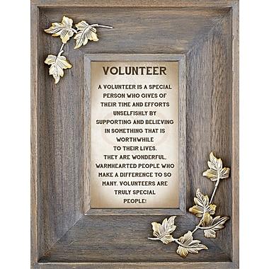 CBGT Volunteer Picture Frame