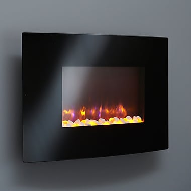 The Outdoor GreatRoom Company Wall Mount Electric Fireplace