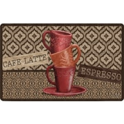 J&V Textiles Cushy Comfort Anti-Fatigue Kitchen Mat