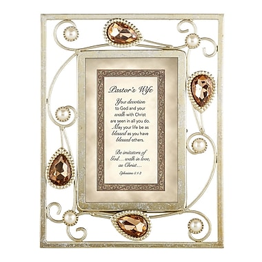 CBGT Pastor's Wife Ephesians Picture Frame