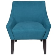 Porter International Designs Lila Arm Chair; Aquamarine