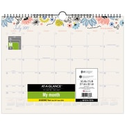 AAG – Calendrier mural de la collection Claire, 15 po x 12 po, anglais