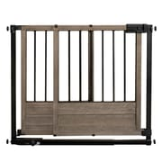 Summer Infant Rustic Home Sliding Barn Door Style Safety Gate