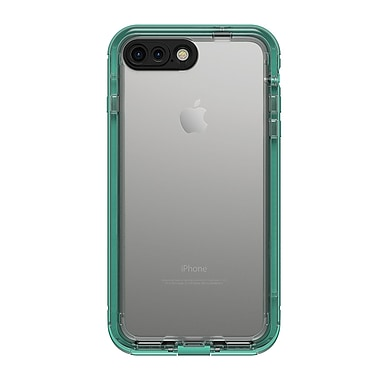 LifeProof Nuud iPhone 7 Plus Case, Mermaid Mint/Teal