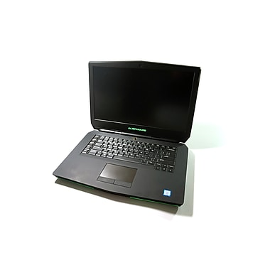 Dell - Portatif de jeu Alienware 15R2 remis à neuf, écran tactile, 15po, 3,5GHz Core i7-6700HQ, DD 1 To + 256 Go, 16 Go, Win10