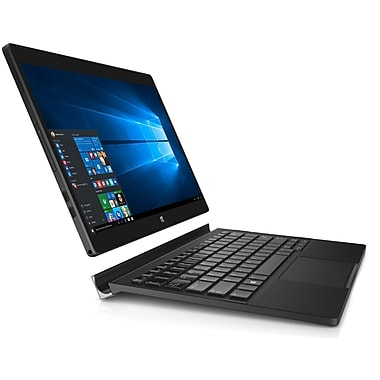Dell-Ultrabook à écran tactile 2-en-1 XPS 12 9250 remis à neuf 12,5po, 2,7GHz Intel Core m5-6Y54, 128Go SSD, 8Go DDR4, Win10