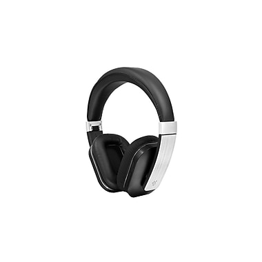 Aluratek Bluetooth Wireless Stereo Headphones with Built-in Microphone (ABH01F)