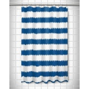 Island Girl Home Siesta Key Rumors Shower Curtain; Blue