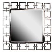 A&B Home Kiva Wall Mirror