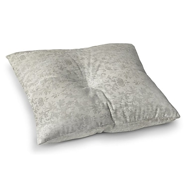 Kavka Wash Square Floor Pillow; 23'' H x 23'' W x 9.5'' D