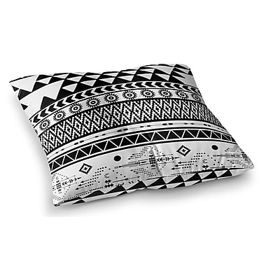 Kavka Moroccan Square Floor Pillow; 26'' H x 26'' W x 12.5'' D
