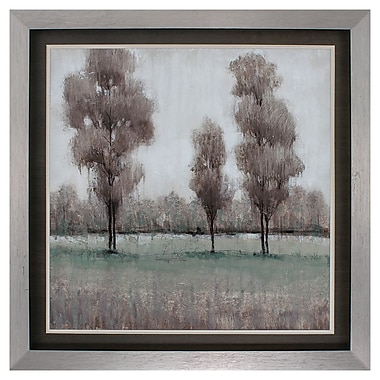 Propac Images 'Shimmering Trees I' Framed Painting Print