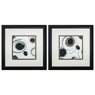 Propac Images 'Planetary' 2 Piece Framed Painting Print Set