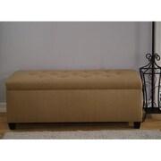The Sole Secret Candice Shoe Storage Bench