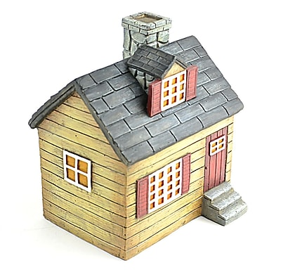 MidwestDesignImports Miniature Garden Cottage House Statue