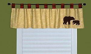 Trend Lab Northwood's 56'' Curtain Valance