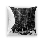 Kavka Los Angeles Accent Pillow; 16'' H x 16'' W x 5'' D
