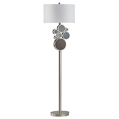 Nova of California Clouds 62'' Floor Lamp