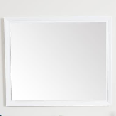 Maykke Imogen Wall Mirror; White