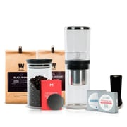 BeanPlus 2 Cup Deluxe Cold Drip Brewer Coffee Maker by