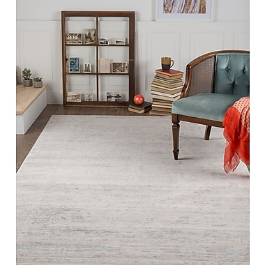 Ambiance AMB1202 Ivory Traditional Area Rugs