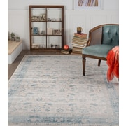 Ambiance AMB1402 Ivory Traditional Area Rugs