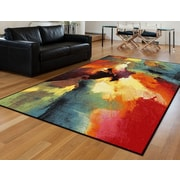 Avon AVN1701 Multi 5 ft. 3 in. x 7 ft. 3 in. Contemporary Area Rug