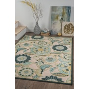 Cambridge CBR1314 Aqua Transitional Area Rugs