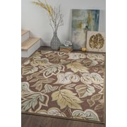 Cambridge CBR2208 Brown Transitional Area Rugs