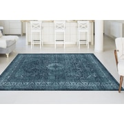 Concept CNC1003 Blue Transitional Area Rugs