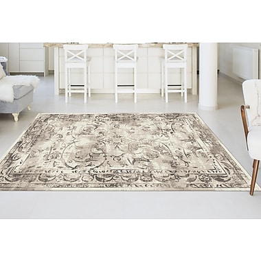 Concept CNC1010 Beige Transitional Area Rugs